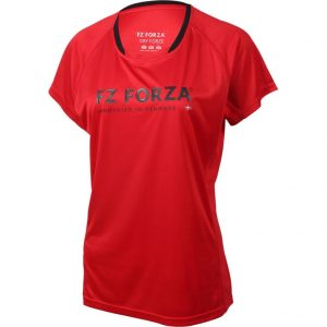 Tricou badminton damă, Blingley chinese red